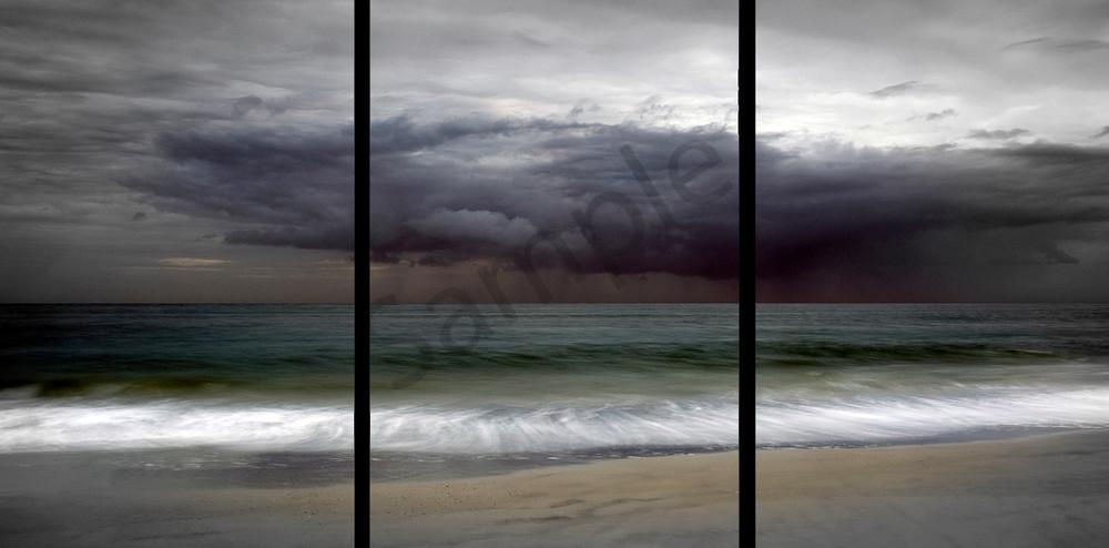 Amelia Island Storm - Trip Tych
