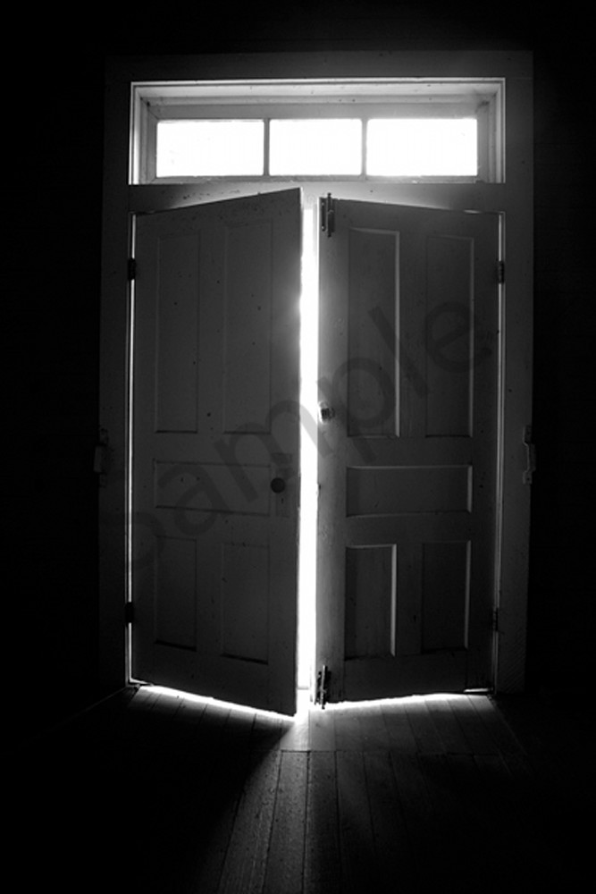 Cades Cove Door No. III