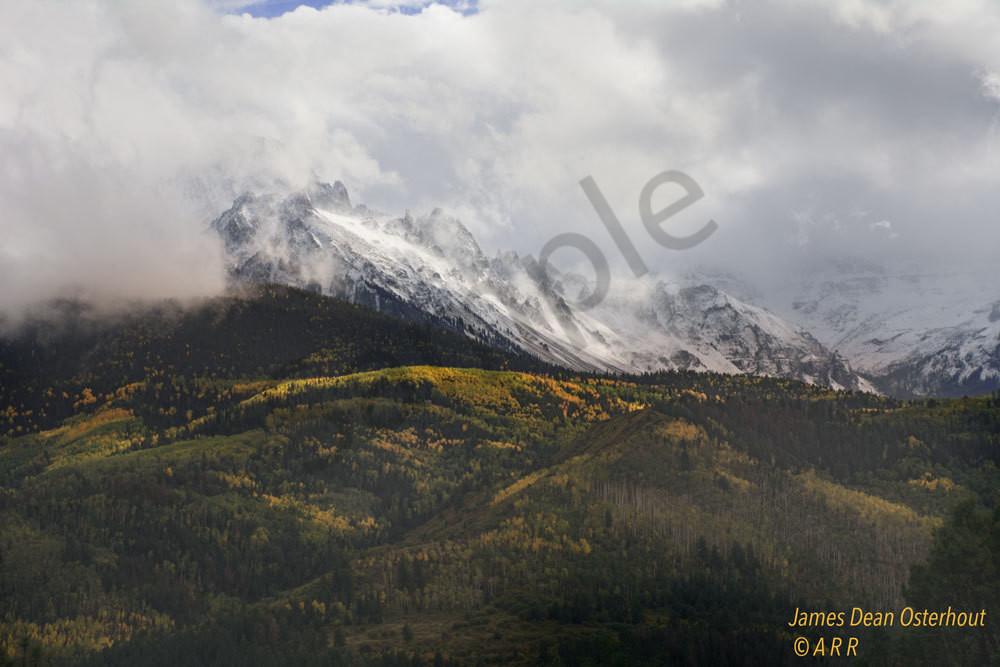 SanJaun Mountains