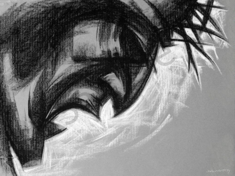 """The Joy Set Before Him"" by Artist Jack Whitney   Prophetics Gallery"