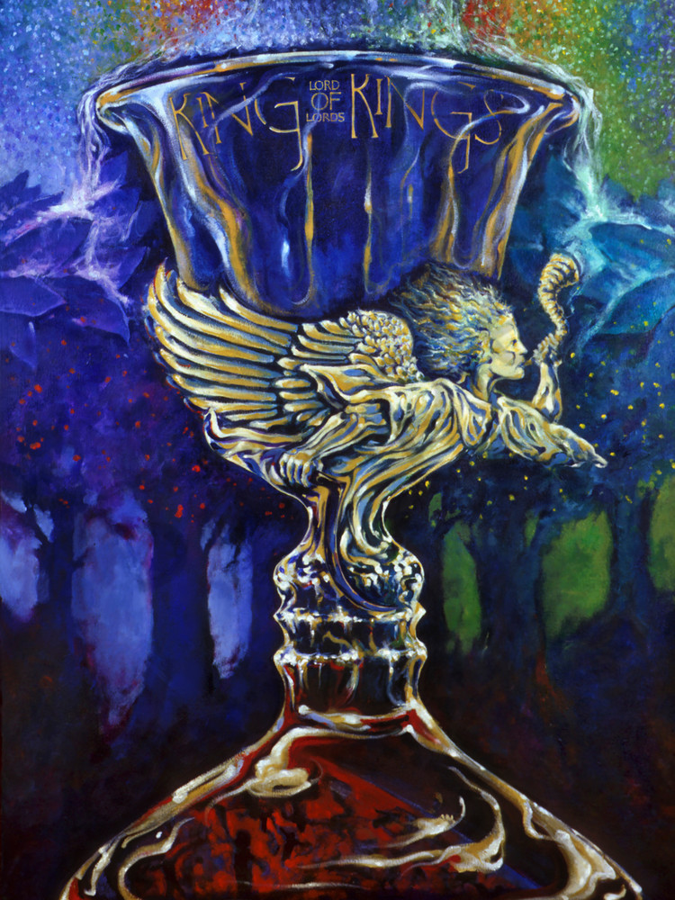 """""""In Our Image"""" by Artist Bruce Weeks 