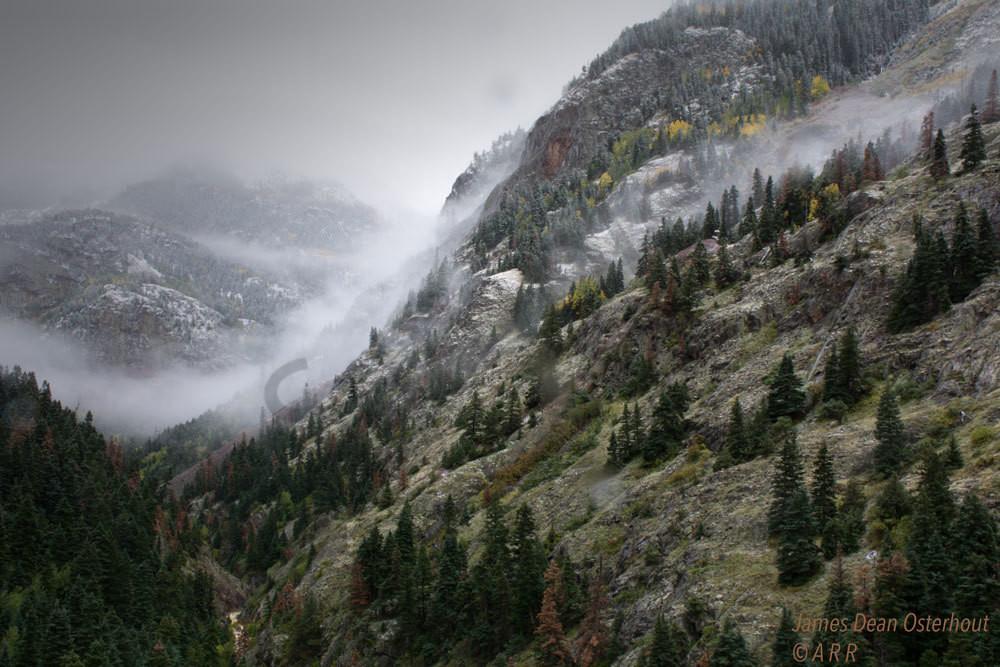 San Jaun mountain pass