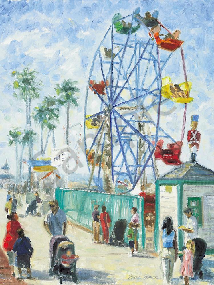 Ferris Wheel Balboa Fun Zone