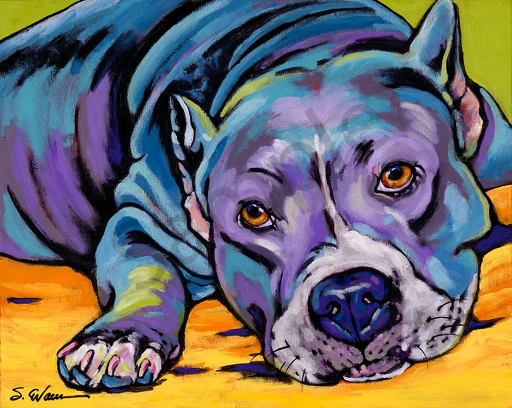 Sweetie Art   Sally C. Evans Fine Art
