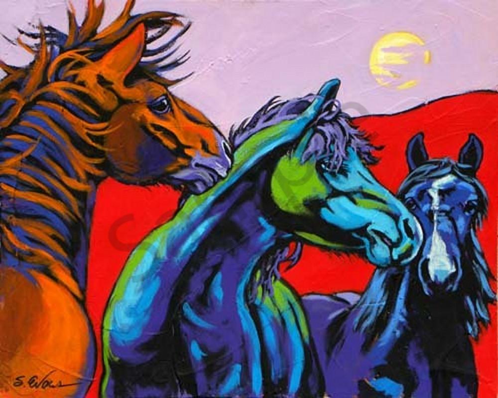 Ya Talking To My Wife? Art | Sally C. Evans Fine Art