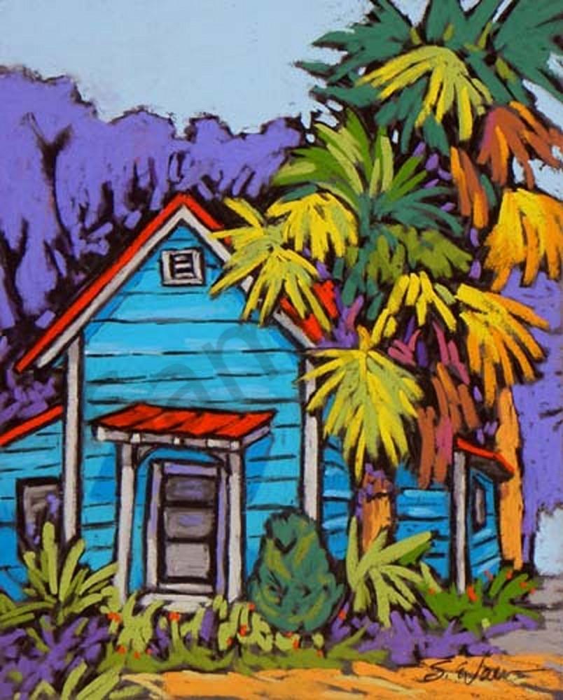 Beach Shanty Art | Sally C. Evans Fine Art