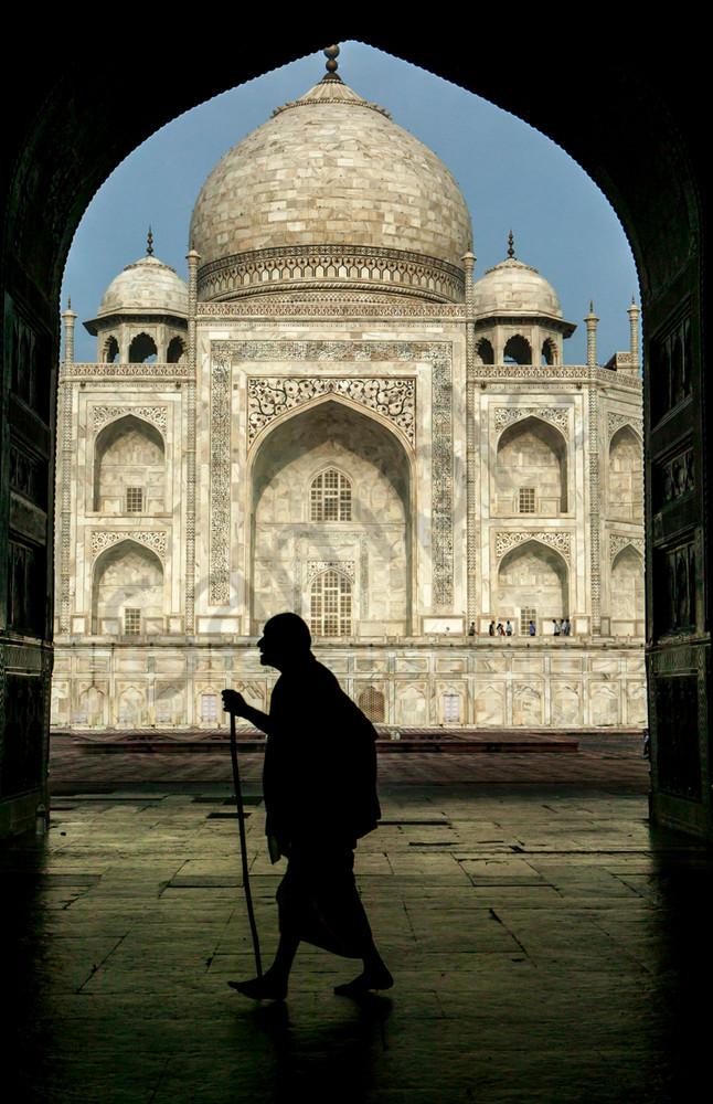 Taj III- Gandhi
