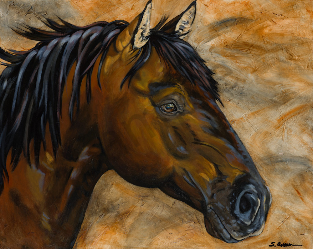 Mosie Art | Sally C. Evans Fine Art