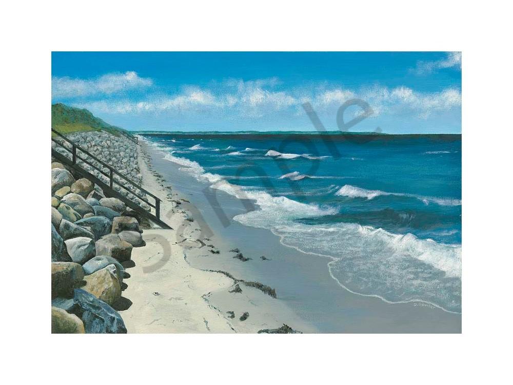 Northside Beach, Dennis Art | Jetart Company