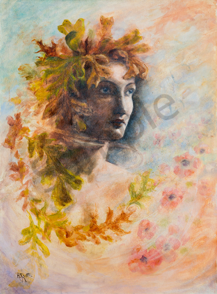 """""""Eve: Contemplating The Change"""" by April Ryan 