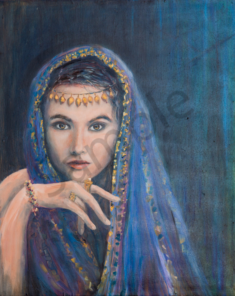 """""""Esther: Brave And Assured"""" by April Ryan 