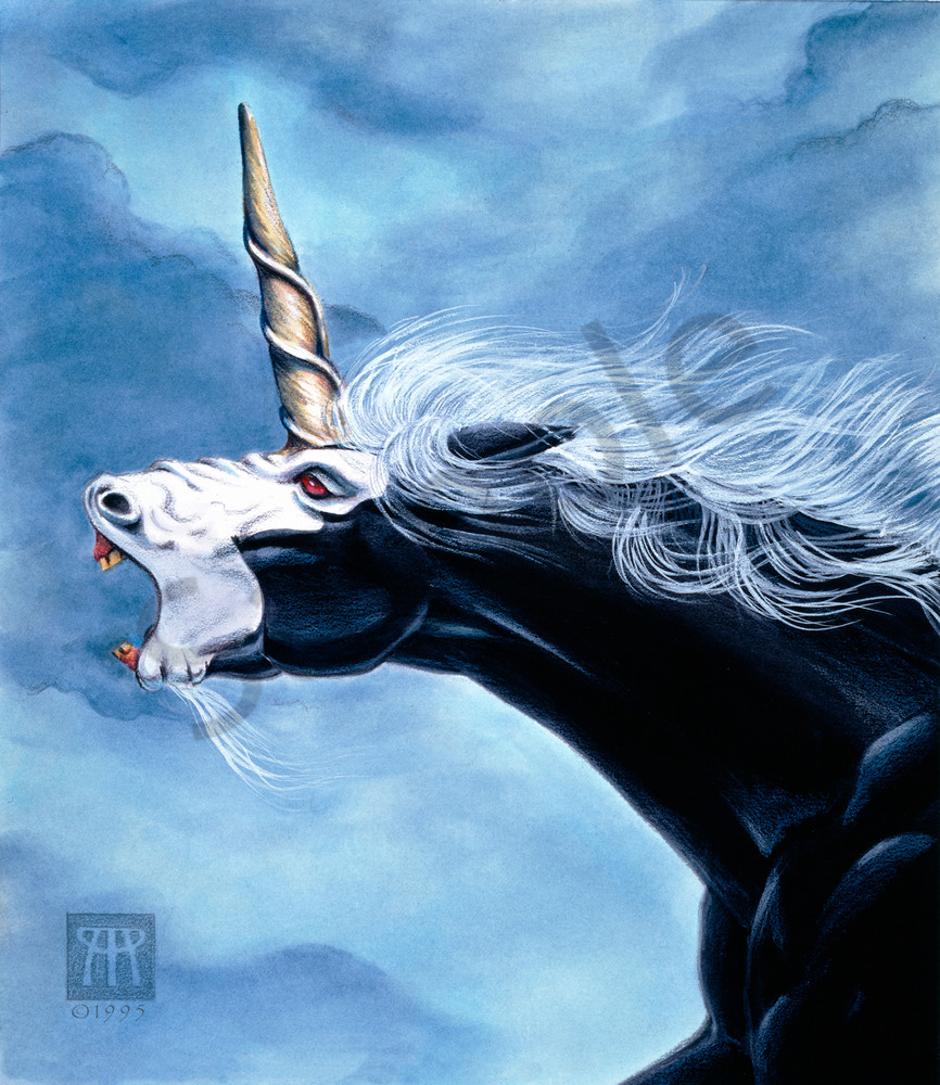 Unicorn Fury