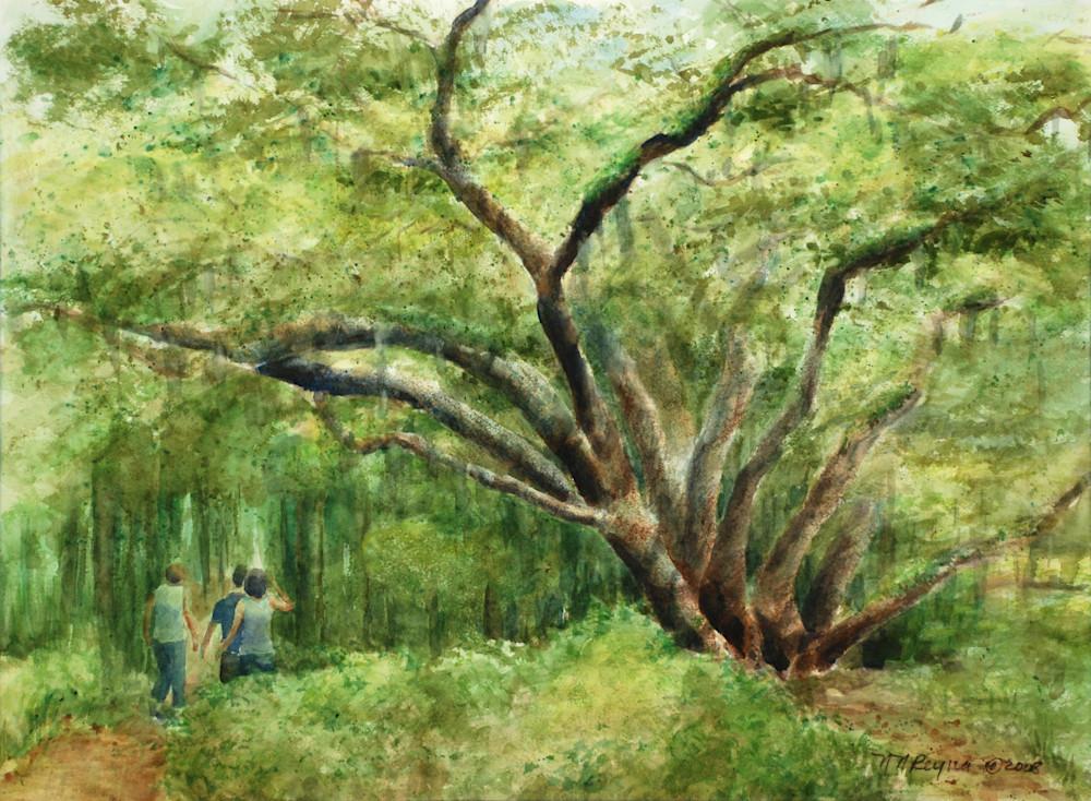 Whispering Oak Art for Sale