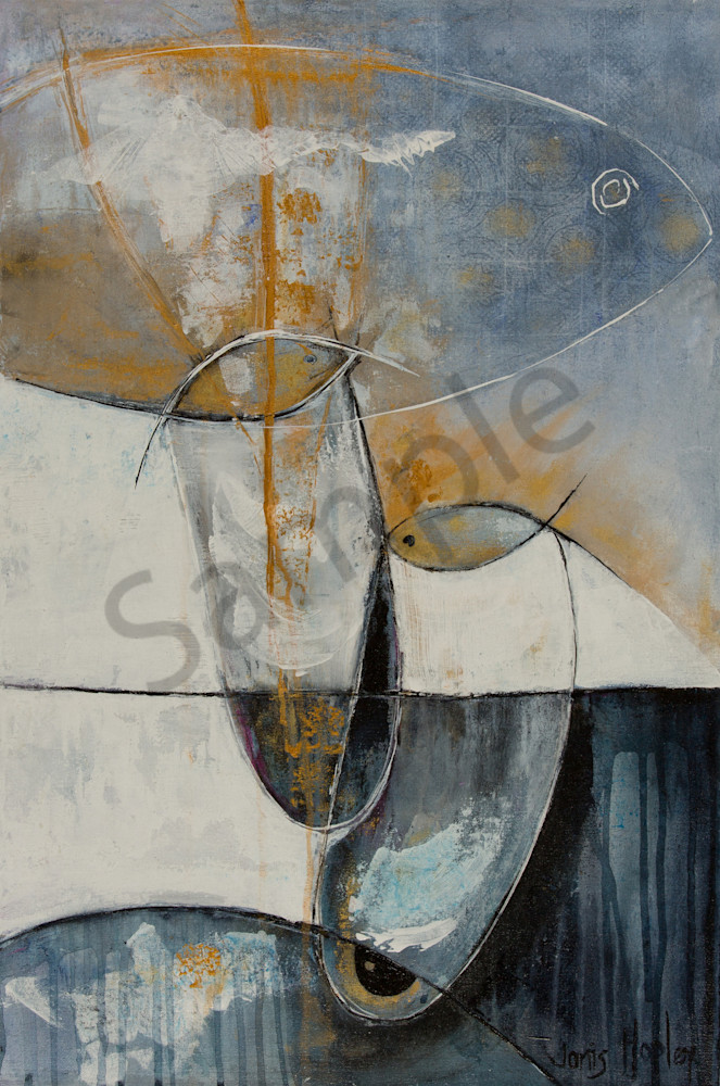 """Omnipotense"" by Janis Lane-Hopley | Prophetics Gallery"