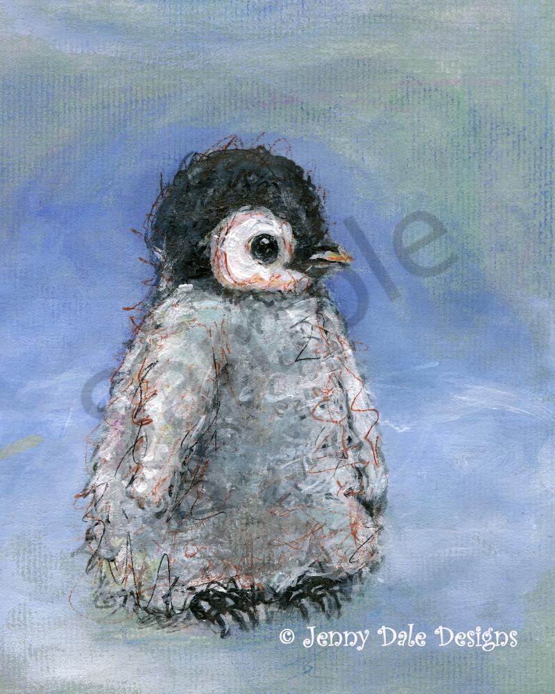 Penguin Ice Baby