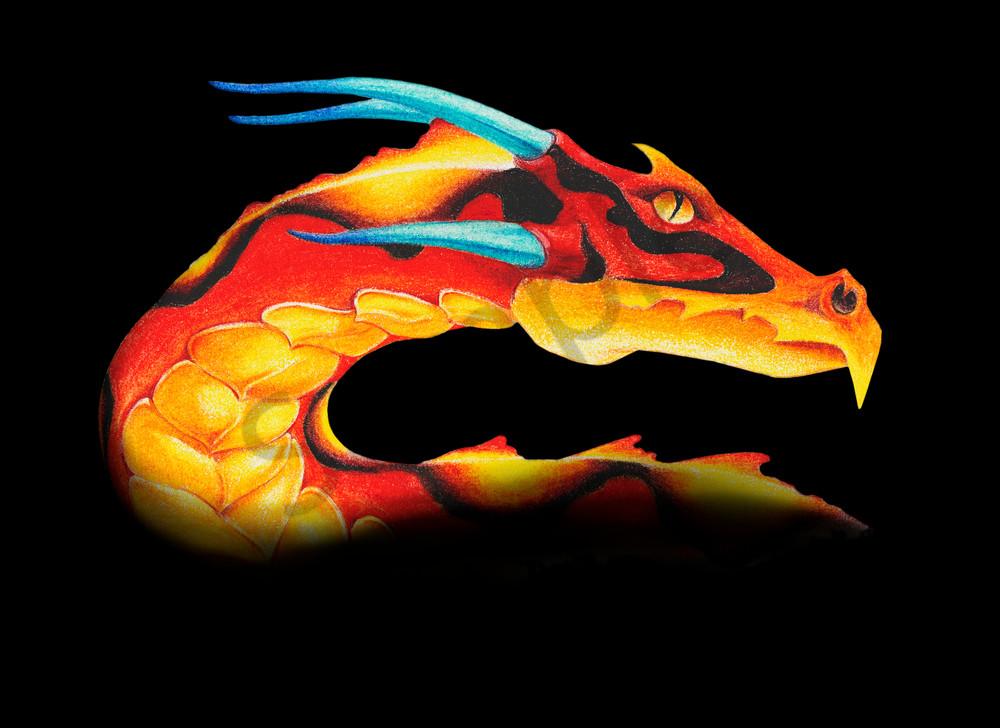 Western Dragon