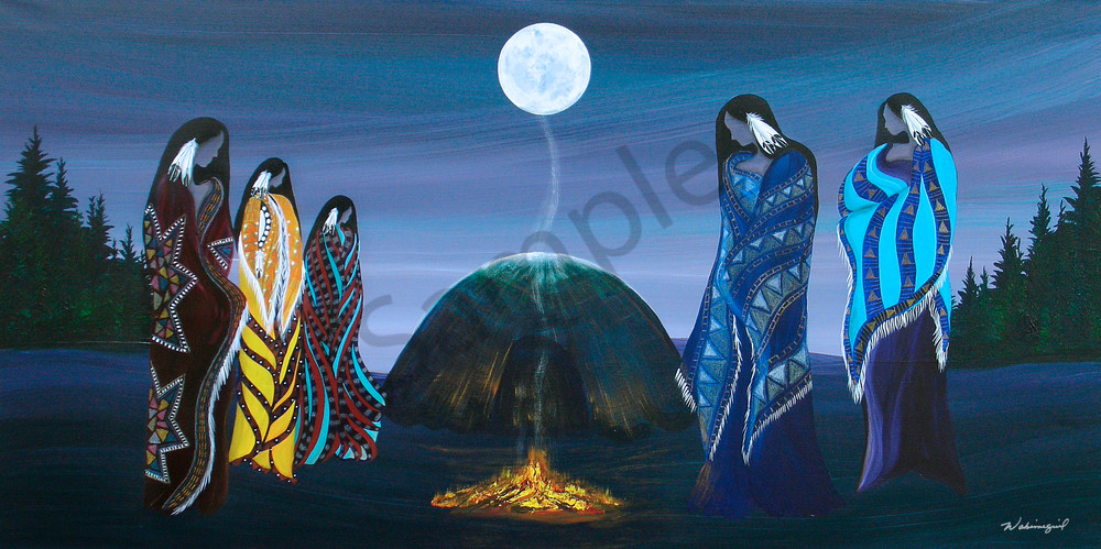 Women's Sweat Lodge (726)