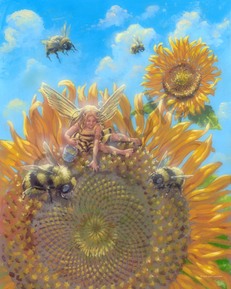 Bumble Bee Fae