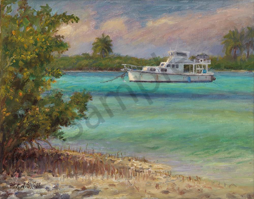 Chef's Boat