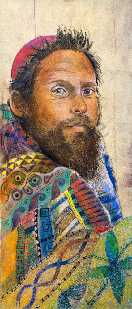 """Joseph's Coat by North Carolina Artist Patti Hricinak-Sheets   Prophetics Gallery"