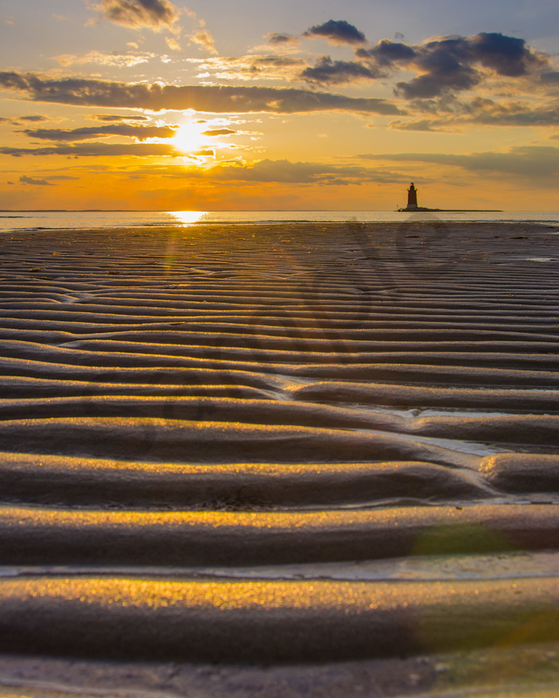 Sandbars Landscape Photo Wall Art by Landscape Photographer Melissa Fague