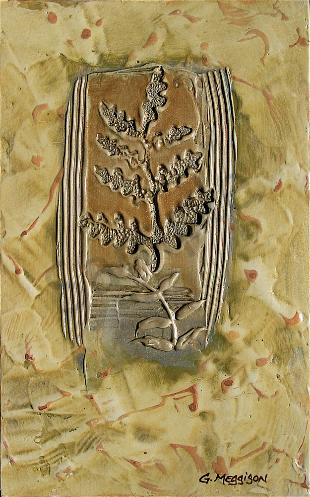 Transmutation | Abstract Acrylic Mixed Media | Gordon Meggison IV