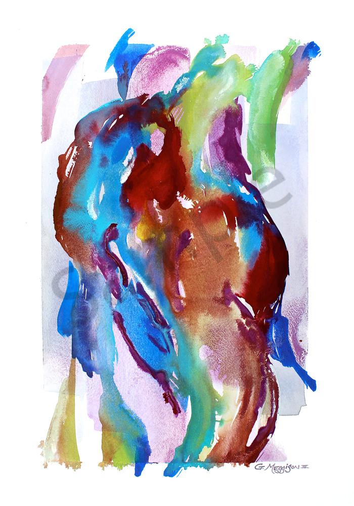 Color Fields | Archives | Gordon Meggison IV