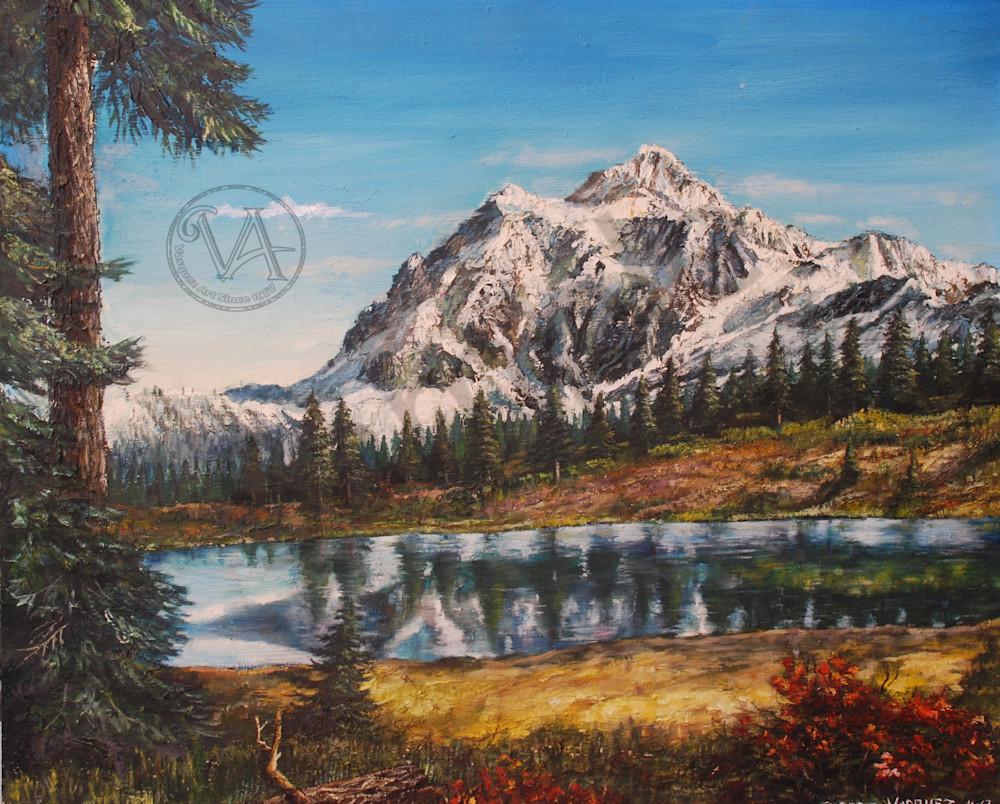 Sierra Navada Landscape