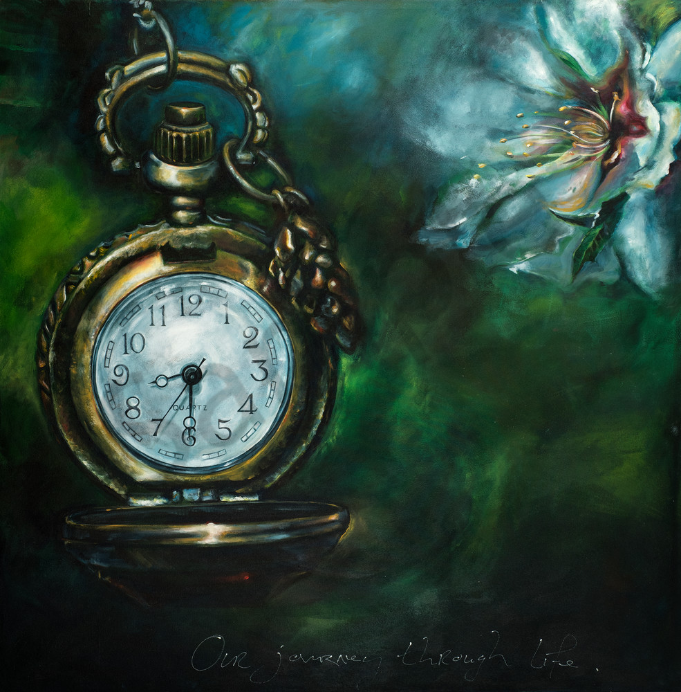 """New Season"" by South African Artist Ronel Eksteen | Prophetics Gallery"