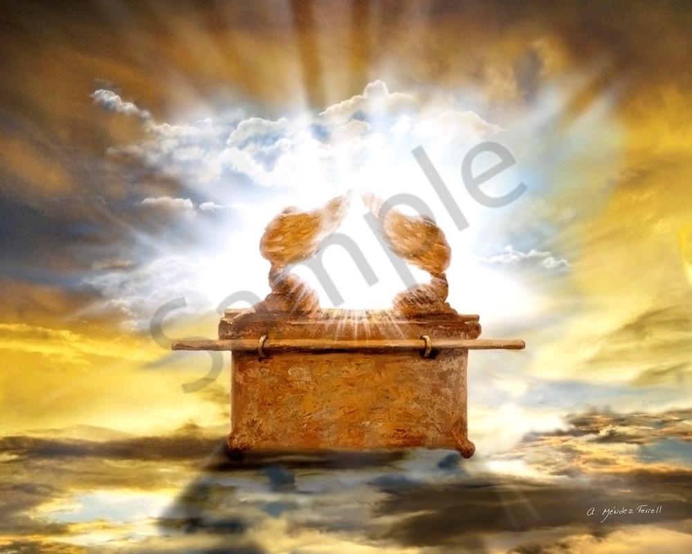 """The Ark In Heaven"" by Ana Mendez Ferrell | Prophetics Gallery"