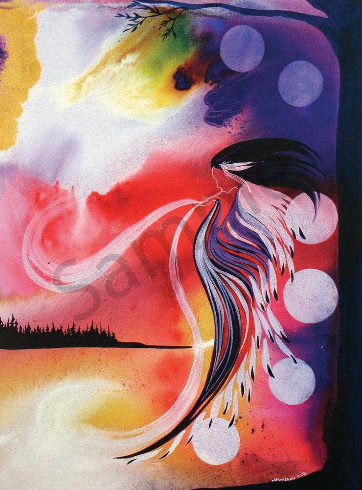 "June Moon - ""Speak the Truth"" by Wabimeguil"