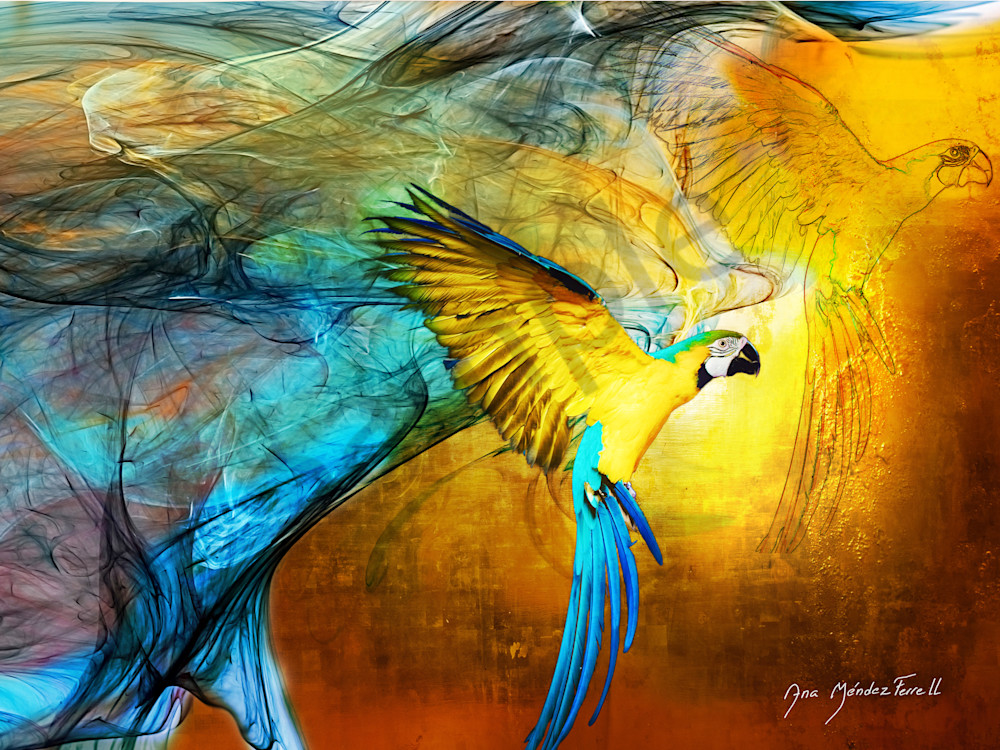 """""""From The Hand Of The Creator"""" by Ana Mendez Ferrell 