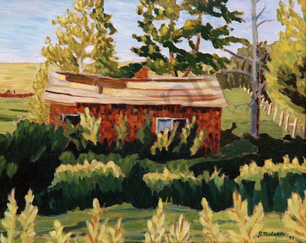 Abandon Cabin - Sherry Nielsen - Highway 21