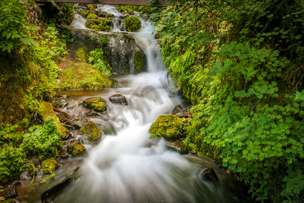 Wahkeena Falls, Oregon, UsA
