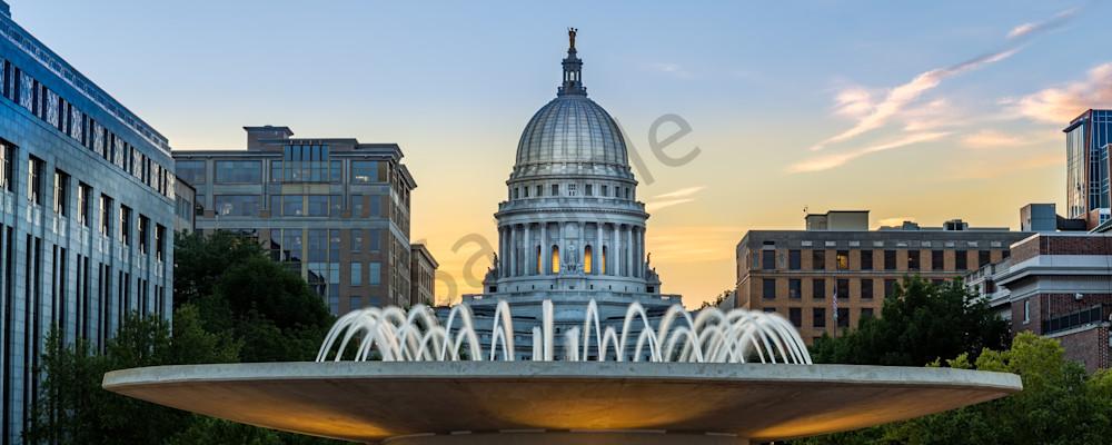 Capital Building, Madison, Wisconsin, USA