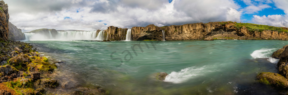 Godafoss, North Iceland
