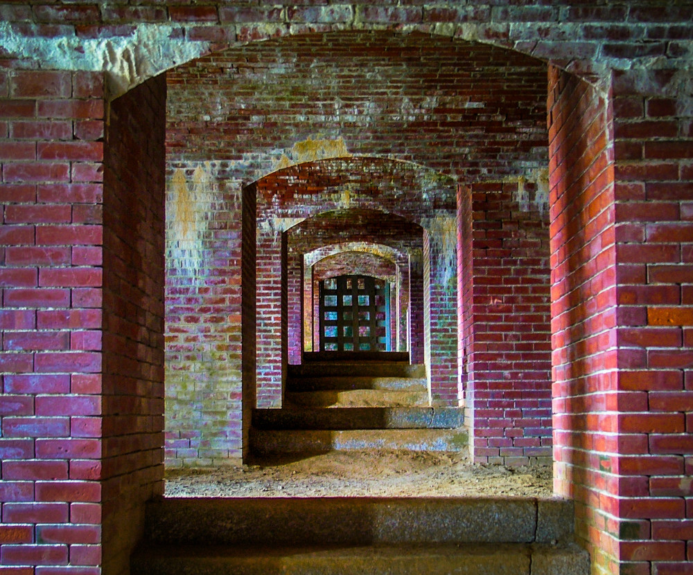 Fort Knox Hallway Historic Building