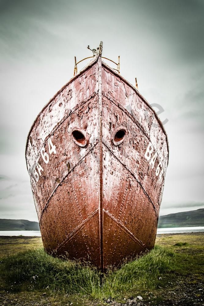 Last Port of Call, Westfjords, Iceland