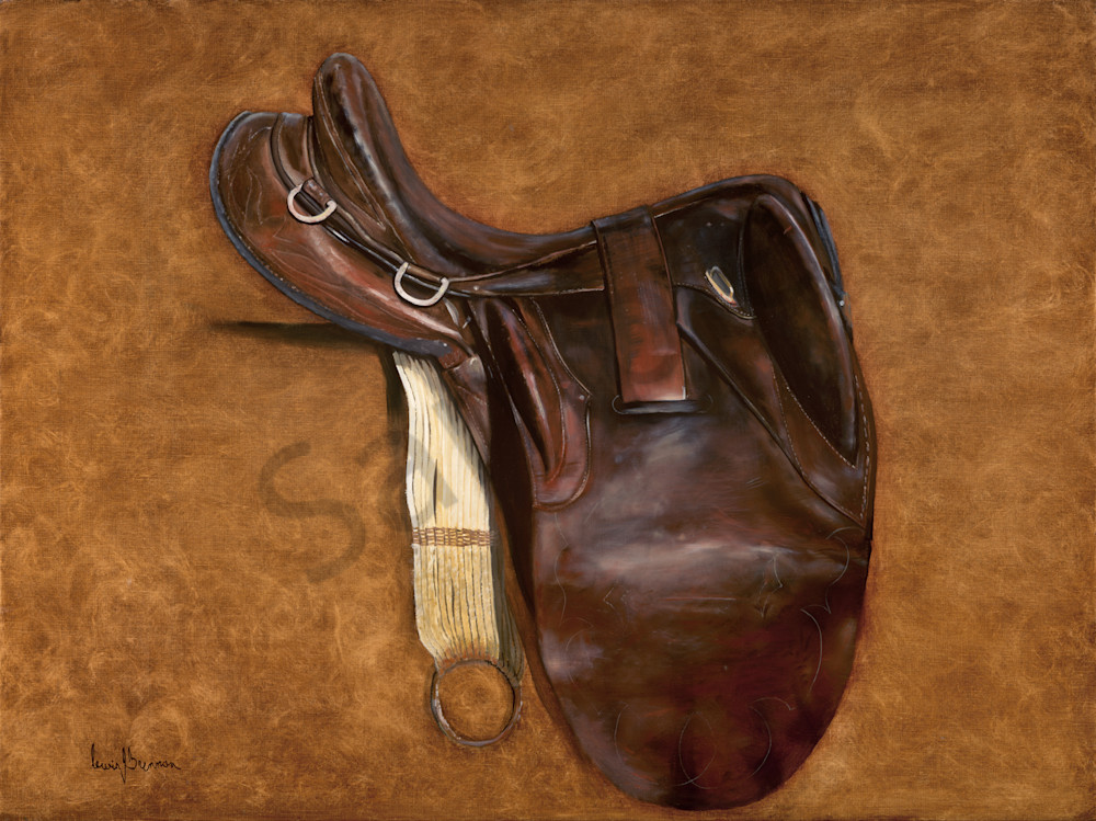 Stock Saddle #2