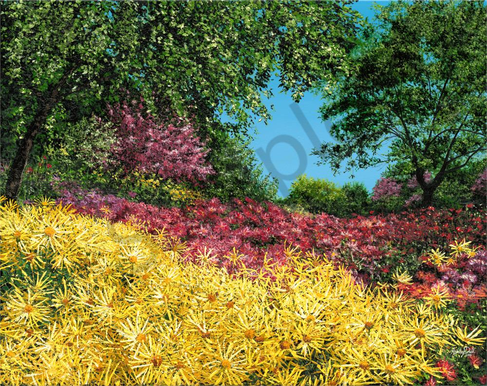 Joy of Yellow Canvas & Paper Prints