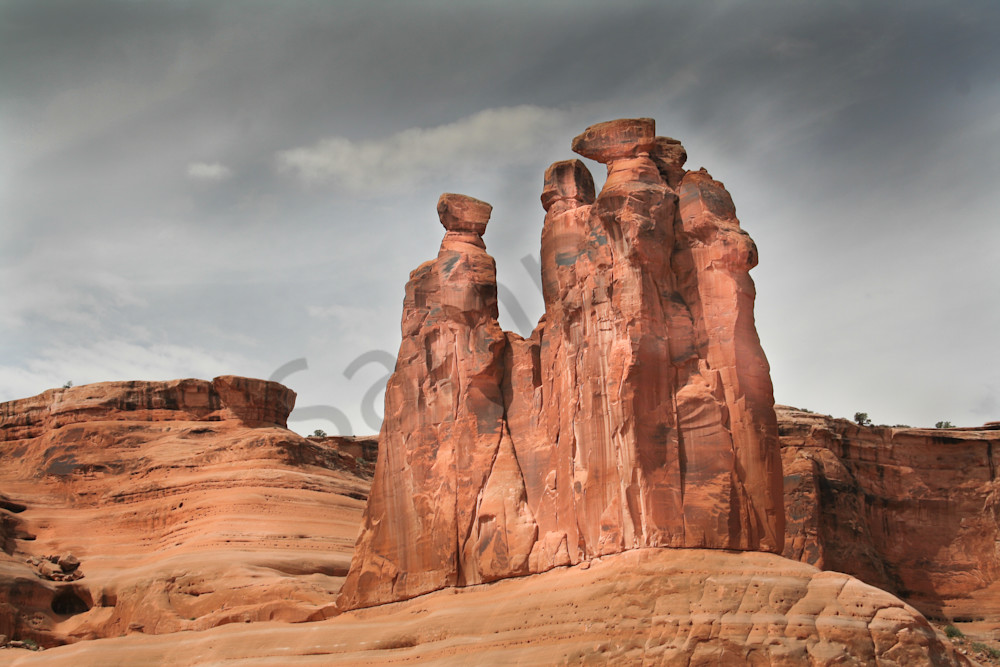 Rock Formation, Utah, USA