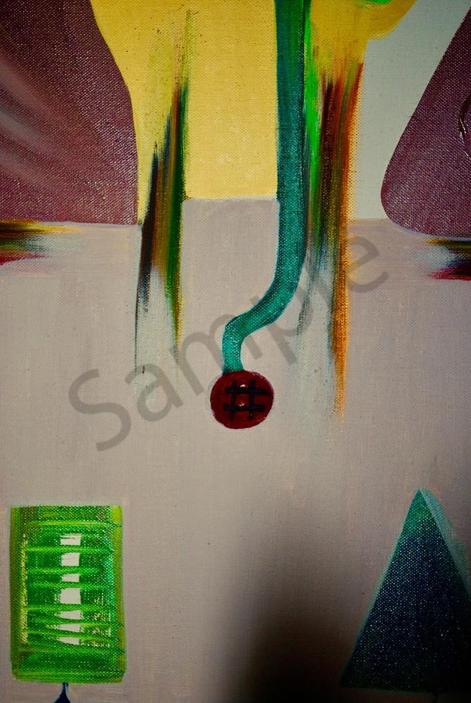 Odeta Xheka Visuals | Stunning art print of oil on canvas painting