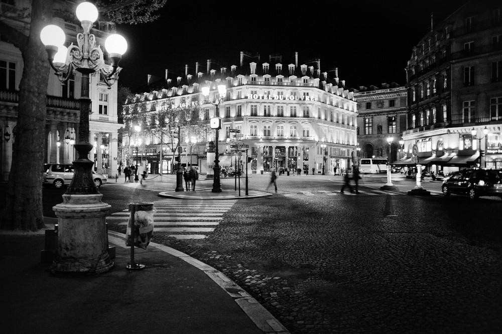 L Hotel du Louvre, Paris, France