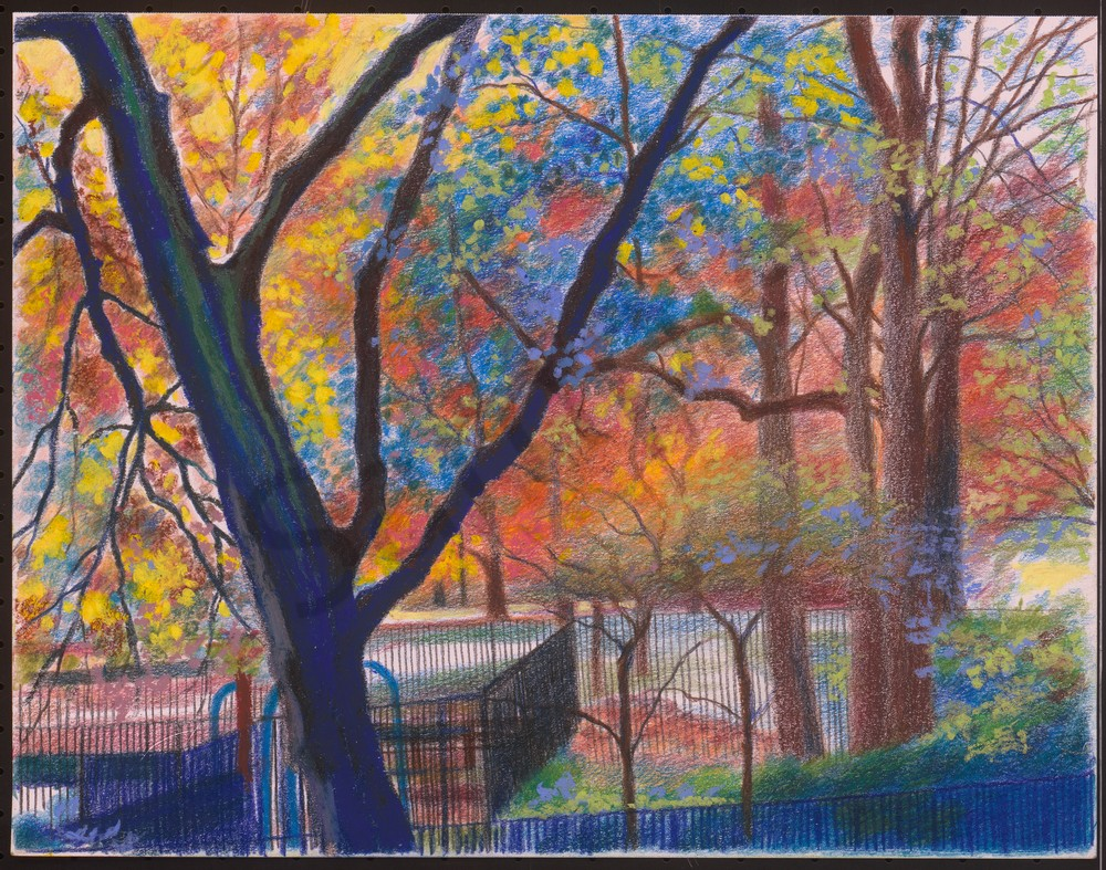 The Children's Playground Landscape For Sale Of Inwood Hill Park