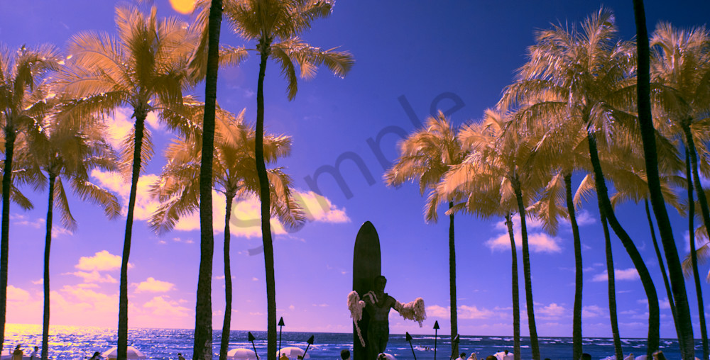 Infrared, Beach, Photography