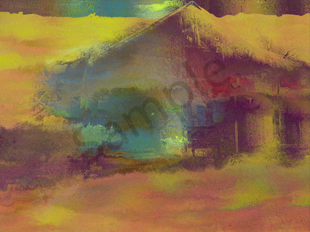 Unique Abstract Art in Chevy Chase, MD