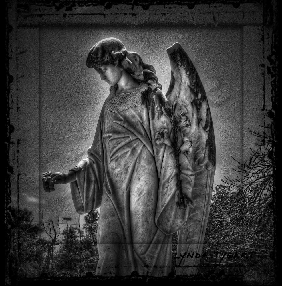 Lynda tygart angels black and white fine art photographs prints on canvas paper metal more