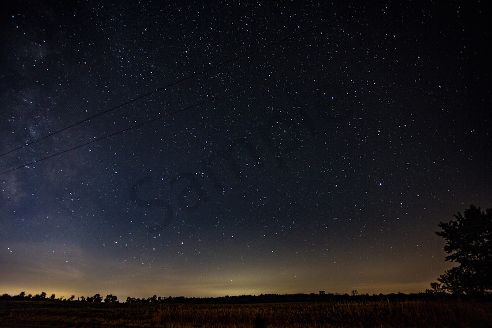 Seventh in a series of nightscapes of the Indiana sky