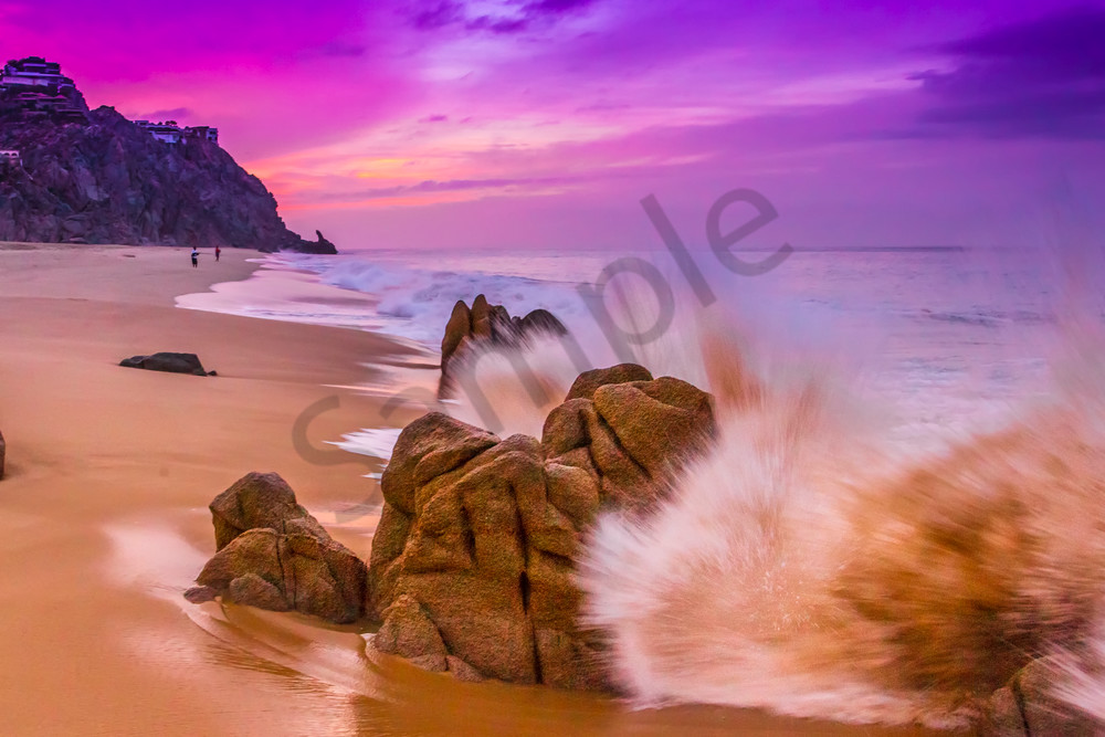 Cabo Sunrise Photography Art | John Martell Photography