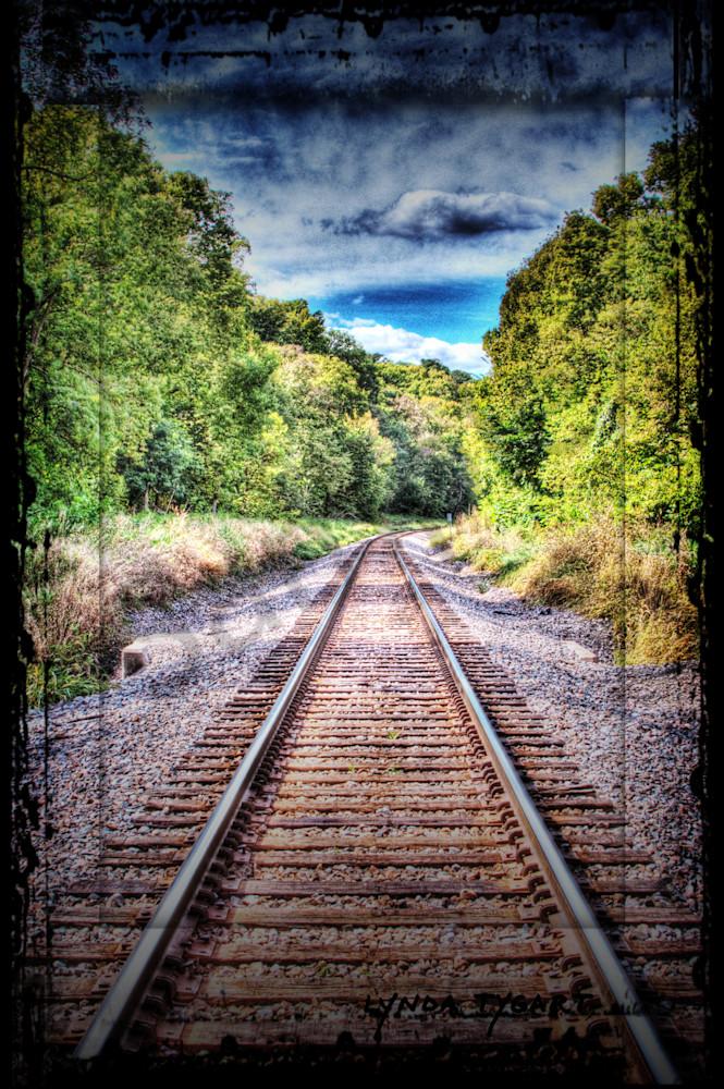 Lynda Tygart Railroad T Omaha Nebraska – Fine Art Photographs Prints on Canvas, Paper, Metal and More.